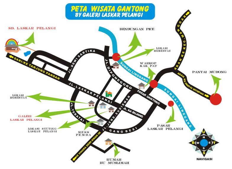 Wisata Belitung Timur Wisata Belitung Timur